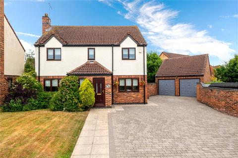 4 bedroom detached house for sale - The Kippings, Thurlby, Bourne, Lincolnshire, PE10