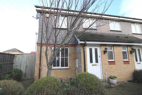 3 bedroom semi-detached house to rent - Kentlea Road, Thamesmead West, SE28 0JP