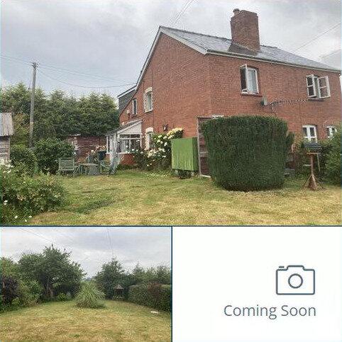 2 bedroom cottage for sale - Sutton St. Nicholas, Hereford, HR1