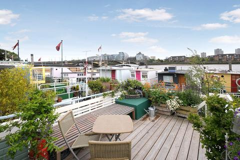 1 bedroom houseboat to rent - Cheyne Walk, Chelsea, SW10