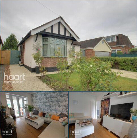 3 bedroom bungalow for sale - Skerry Rise, Chelmsford