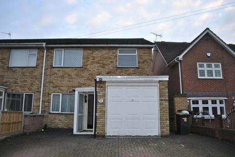 3 bedroom semi-detached house for sale - Oakland Avenue, Leicester, LE4