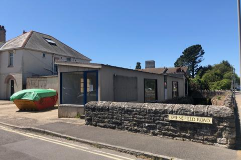 Land for sale - SPRINGFIELD ROAD, SWANAGE