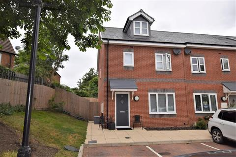 3 bedroom end of terrace house for sale - Marsh Lane, Hampton-in-Arden, Solihull, B92 0EW
