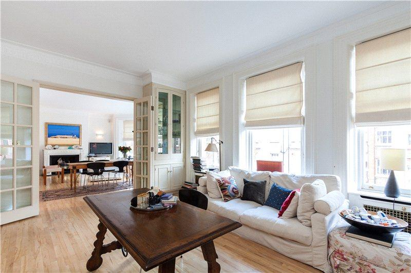 3 Bedrooms Flat for sale in Wynnstay Gardens, Kensington, London