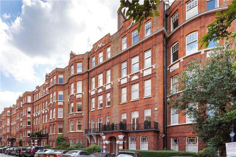 3 Bedrooms Flat for sale in Wynnstay Gardens, Kensington, London