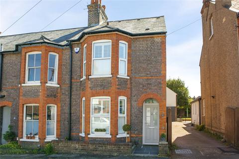 3 bedroom end of terrace house for sale - Clarence Road, Berkhamsted, Hertfordshire, HP4