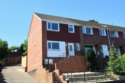 3 bedroom end of terrace house for sale - Gloucester Road, Exwick, EX4