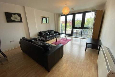 2 bedroom apartment to rent - City South, Manchester