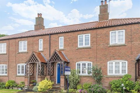 2 bedroom terraced house for sale - Manor Chase, Long Marston, York, YO26 7RB