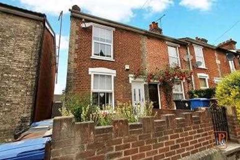2 bedroom end of terrace house for sale - Wilberforce Street, Ipswich