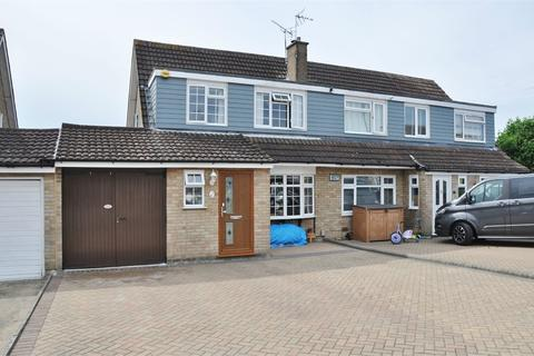 3 bedroom semi-detached house for sale - Brograve Close, Galleywood, Chelmsford, Essex