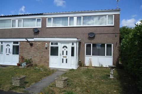 3 bedroom end of terrace house to rent - Cas Troggy, Caldicot