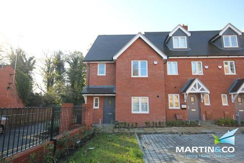 3 bedroom semi-detached house to rent - Weather Oaks, Harborne, B17