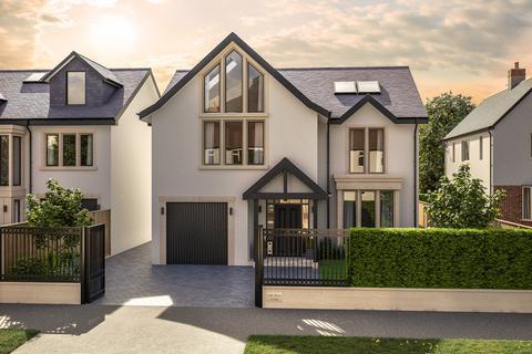5 bedroom detached house for sale - Oak Moor Lodge, Blackbrook Road, S10