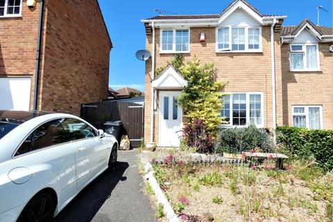 3 bedroom semi-detached house for sale - Stadium Rise, Off Parker Drive, Leicester