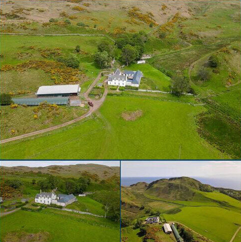 Farm to rent - The Plan, Kingarth, Isle of Bute, Argyll and Bute, PA20