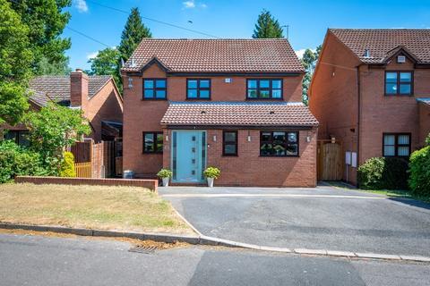4 bedroom detached house for sale - Ernsford Close, Dorridge