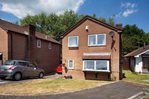 4 bedroom detached house for sale - Oakmead Close, Pontprennau, Cardiff