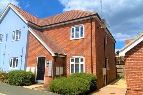 2 bedroom apartment for sale - Newbolt Close, Stowmarket