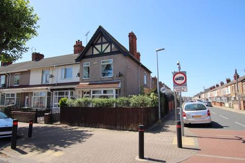4 bedroom end of terrace house for sale - HUMBERSTONE ROAD, GRIMSBY