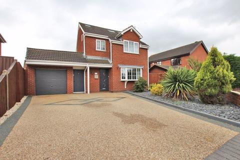 4 bedroom detached house for sale - ALBATROSS DRIVE, AYLESBY PARK GRIMSBY