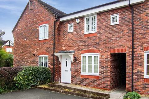 3 bedroom mews for sale - Crompton Close, Buglawton, Congleton