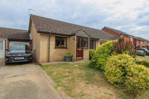 2 bedroom semi-detached bungalow for sale - Wood View Court, New Costessey, Norwich