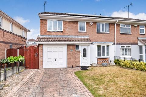 4 bedroom semi-detached house for sale - Fairburn Gardens, BRINSWORTH