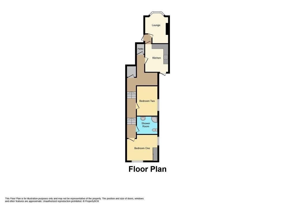 Floorplan: Blackall Road...