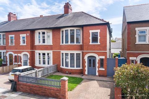 4 bedroom semi-detached house for sale - Princes Avenue, Roath, Cardiff