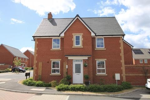 3 bedroom detached house for sale - Noyce Court, West End