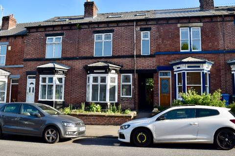 5 bedroom terraced house to rent - Wake Rd, Nether Edge, Sheffield, S7 1HF