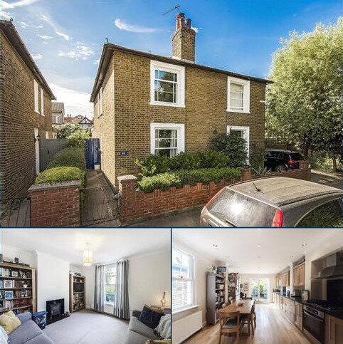 3 bedroom semi-detached house for sale - Mattock Lane, Ealing, London, W13