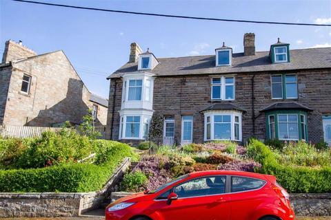 4 bedroom end of terrace house for sale - Tankerville Terrace, Wooler, Northumberland, NE71