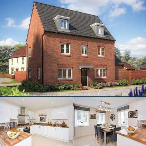 5 bedroom detached house for sale - Plot The Kenilworth 064, The Kenilworth at Kingsmere, Phase 3 Plot 48, 17 Whitelands Way , Oxfordshire OX26