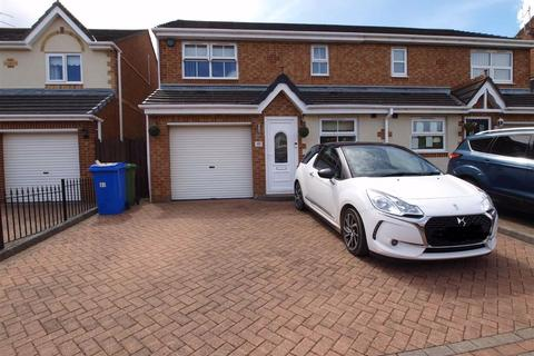 3 bedroom semi-detached house for sale - Langton Drive, Cramlington