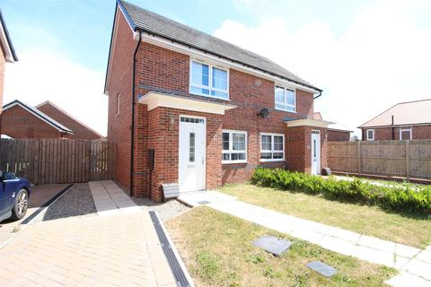 2 bedroom semi-detached house for sale - Lilac Crescent, Newcastle Upon Tyne