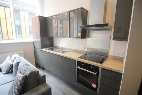 Studio to rent - Orleans House, Edmund Street, Liverpool