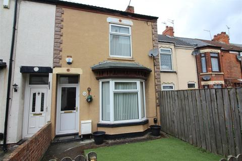 2 bedroom end of terrace house for sale - Rosmead Street, Hull