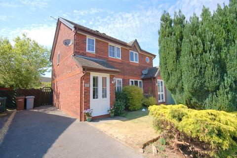 2 bedroom semi-detached house for sale - Minster Court, Wistaston, Crewe