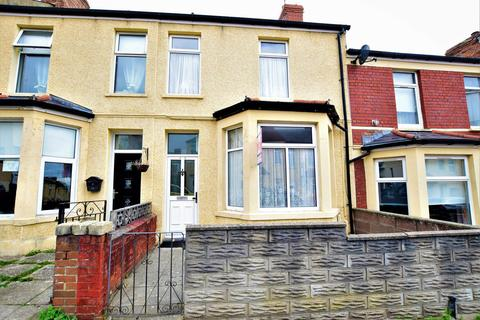 3 bedroom terraced house for sale - Coigne Terrace, Barry