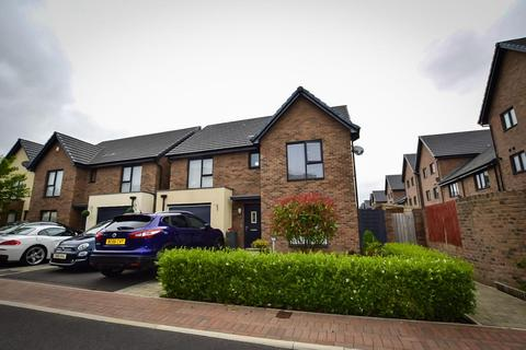 4 bedroom detached house for sale - Baruc Way, Barry