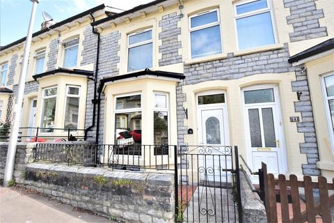 3 bedroom terraced house for sale - St. Marys Avenue, Barry