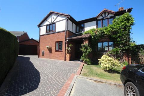 4 bedroom detached house for sale - Ael Y Broch, Colwyn Bay