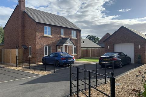 4 bedroom detached house for sale - Congreve Close, West Felton, Oswestry