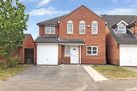 4 bedroom detached house for sale - Magellan Way, Spalding