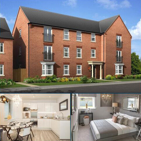 2 bedroom apartment for sale - Plot 267, Cherwell at Canford Paddock, Magna Road, Canford BH11