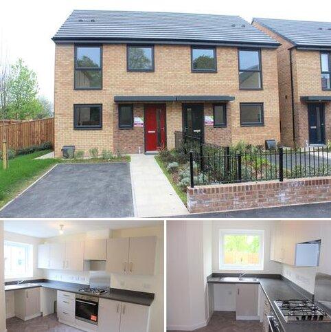 3 bedroom semi-detached house to rent - Blackstone Walk, Nottingham NG2
