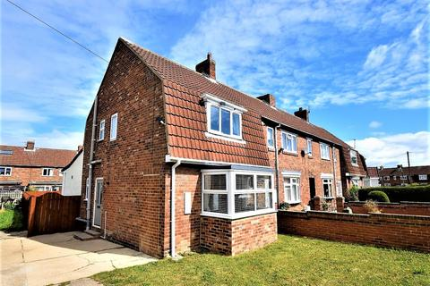 2 bedroom end of terrace house for sale - Hessewelle Crescent, Haswell, County Durham, DH6 2EQ